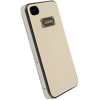 Krusell hard case - Luna Undercover - Apple iPhone 4/iPhone 4S (písková)