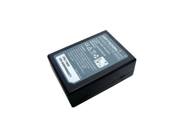 obsah balení Opticon H-19 baterie - dobíjitelný akumulátor, vysoká kapacita + KRYT