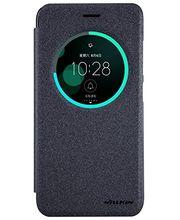 Nillkin flipové pouzdro Sparkle S-View pro Asus Zenfone 3, černé