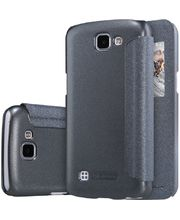 Nillkin flipové pouzdro Sparkle S-View pro LG K4, černé