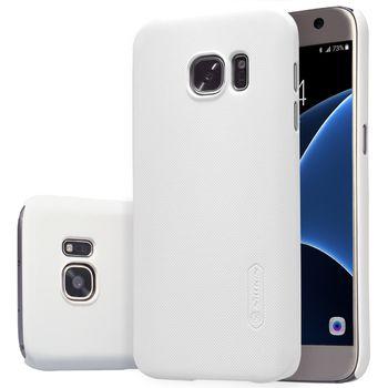 Nillkin zadní kryt Super Frosted pro Samsung Galaxy S7, bílý
