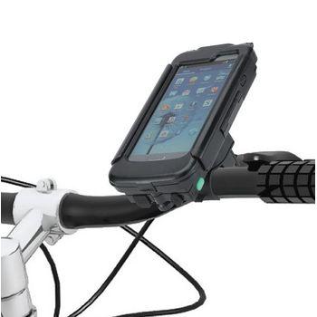 Držák BikeConsole Powerplus na Samsung Galaxy S III se záložním akumulátorem 2800mAh
