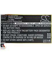 Baterie pro Amazon Kindle HDX 7.0/Fire HD 2013/Fire HD 3rd, 1600mAh