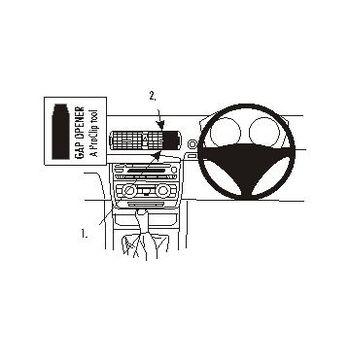Brodit ProClip montážní konzole pro Pravostranny BMW 1-series 05-08