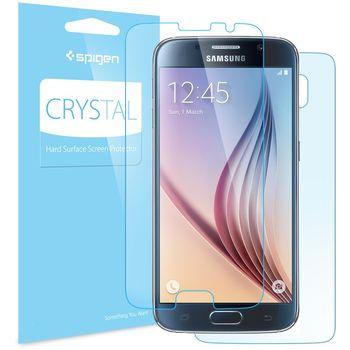 Spigen ochranná fólie na displej Ultra Crystal pro Samsung Galaxy S6