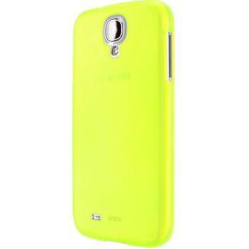 Artwizz Clip Light pouzdro pro Samsung Galaxy S4 - neonová žlutá
