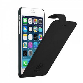 Bugatti FlipCover Madrid pro Apple iPhone 6 4.7, černá