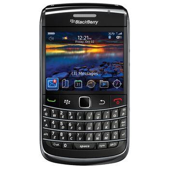 BlackBerry 9700 Bold 2 Black QWERTY