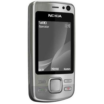 NOKIA 6600i slide Silver + náhradní baterie 1000mAh