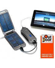 Powermonkey eXtreme (šedá) - solární outdoorová záložní nabíječka 9000mAh