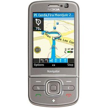 NOKIA 6710 navigator Titanium 4GB