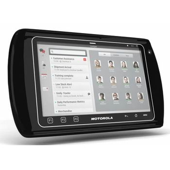 "Motorola ET1 - WLAN Tablet, 7"" display, A ndroid2.3 1GB/4GB+4GBSD,USBEU ET1N0-7G2V1UEU"