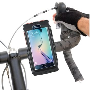 Držák BikeConsole na Samsung Galaxy S7 na kolo nebo motorku na řídítka