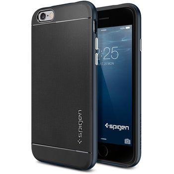 Spigen pouzdro Neo Hybrid pro iPhone 6, kovově modrá