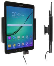 Brodit držák do auta na Samsung Galaxy Tab S2 9.7 bez pouzdra, se skrytým nabíjením