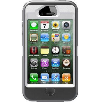 Otterbox - Apple iPhone 4/4S Defender Series - šedá
