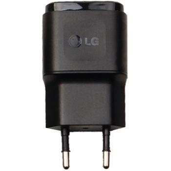 LG USB cestovní nabíječka MCS-02ER, černá