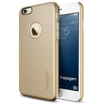 Spigen pouzdro Thin Fit A pro iPhone 6, zlatá