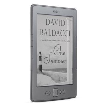 """Amazon Kindle 4, E-ink displej 6"""", Wi-Fi - 100%stav, pouze rozbaleno, plná záruka"""