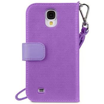 Belkin pouzdro Exclusive pro Samsung Galaxy S4, fialová