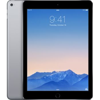 Apple iPad Air 2, 16GB Wi-Fi Cellular, šedý