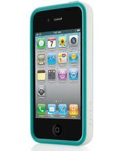 Belkin Apple iPhone 4/4S Grip candy, modrá (F8Z814cwC00)