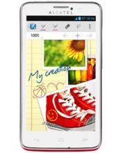 Alcatel One Touch 8000D Scribe Easy červená + Powerbanka 5600mAh
