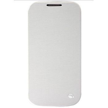 Krusell pouzdro FlipCover Boden - Samsung Galaxy S5, bílá
