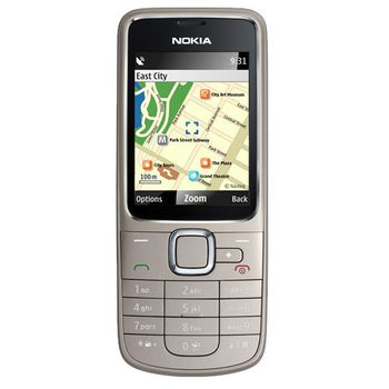 Nokia 2710 Classic Navigation Edition Silver