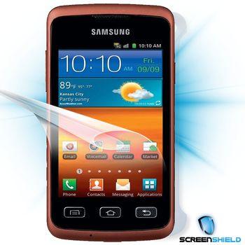 Fólie ScreenShield Samsung Galaxy XCover S5690 - celé tělo
