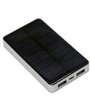 Powerbanka Power&Sun 6000mAh se solárním panelem