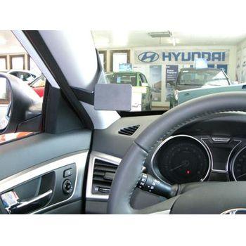 Brodit ProClip montážní konzole pro Hyundai Veloster 12-16, vlevo na sloupek