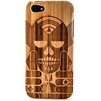 Thorn bambusové pouzdro Grim pro iPhone 5