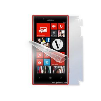 Fólie ScreenShield Nokia Lumia 720 - celé tělo