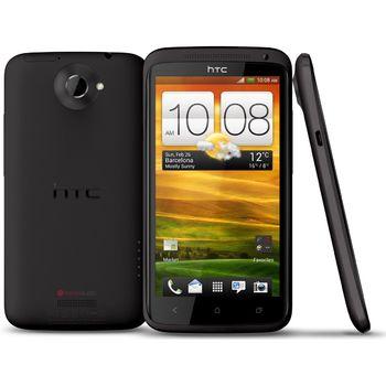 HTC One X černá s navigací Sygic + fólie na displej Brando