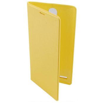 Xiaomi flipové pouzdro pro Redmi (Hongmi) 2, žlutý
