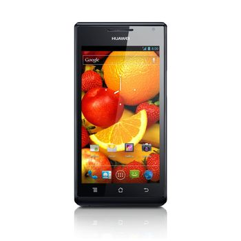 Huawei Ascend P1 U9200 (U9200W) Black/Carbon