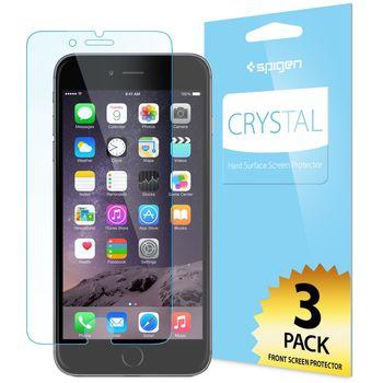 Spigen fólie na displej Crystal pro Apple iPhone 6 Plus, čirá