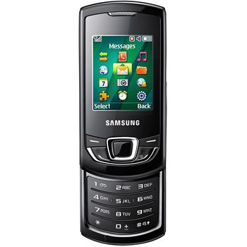 Samsung E2550 Monte Strong black
