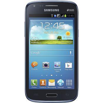 Samsung GALAXY Core Duos I8262, modrá, rozbaleno, 100% záruka