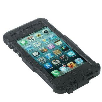 BravoCase outdoorové hliníkové vodotěsné pouzdro pro iPhone 5, rozbaleno