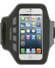 Belkin sportovní pouzdro EaseFit na ruku pro Apple iPhone 5, černá (F8W105vfC00)