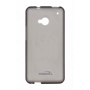 Kisswill TPU ochranný kryt pro Huawei G630, černý