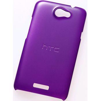 HTC pouzdro Hard Shell HC-V657 pro One X, fialové