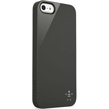 Belkin Shield pouzdro pro Apple iPhone 5, černé (F8W159vfC00)