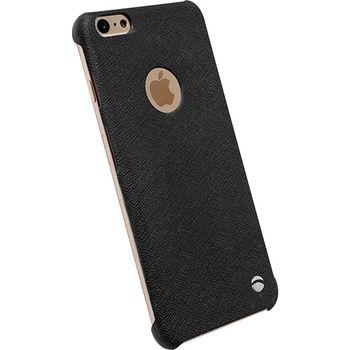 Krusell kryt TextureCover Malmö - Apple iPhone 6 plus 5.5, černá