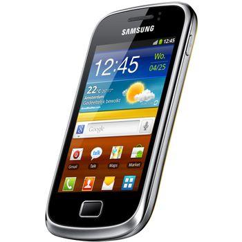 Samsung S6500 Galaxy Mini 2, žlutý