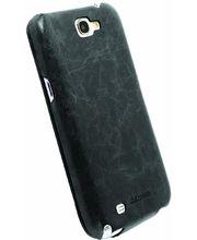 Krusell pouzdro SlimCover Tumba - Samsung Galaxy Note II (černá)