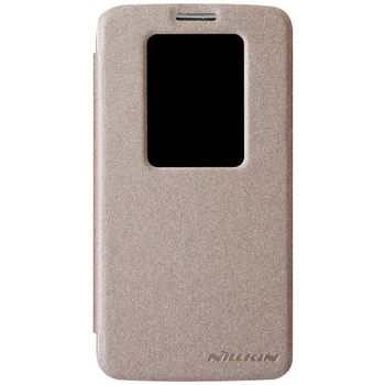Nillkin Sparkle S-View Pouzdro pro LG D802 G2, čený