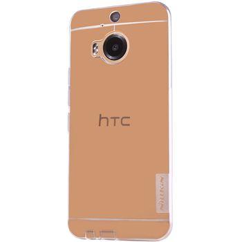 Nillkin pouzdro Nature TPU pro HTC One M9+, transparentní